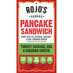 Turkey Sausage, Egg & Cheese - Box of 12 Sandwiches