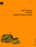 John Deere JD450-B Crawler Loader - Parts Catalog - Ag Manuals - A Provider of Digital Farm Manuals - 1