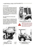 Ford 555 Tractor-Loader-Backhoe - Operator's Manual - Ag Manuals - A Provider of Digital Farm Manuals - 2