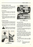 Ford 8000 Tractor - Operator's Manual - Ag Manuals - A Provider of Digital Farm Manuals - 2
