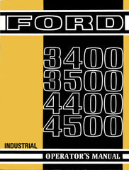 Ford Industrial Equipment Manuals