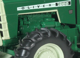 Oliver 1955 with power assist 1:16 Scale Die-Cast Tractor - Ag Manuals - A Provider of Digital Farm Manuals - 2
