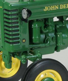 John Deere M Gas Wide Front 1:16 Scale Die-Cast Tractor - Ag Manuals - A Provider of Digital Farm Manuals - 2