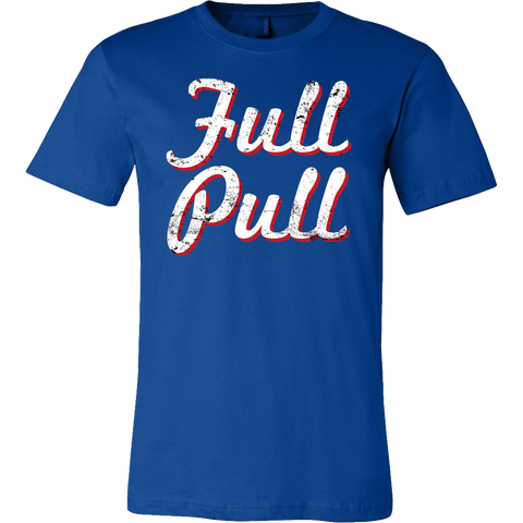 Full Pull MENS T-SHIRT - Ag Manuals - A Provider of Digital Farm Manuals