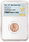 2019 W Penny NGC PF69 RD Ultra Cameo First Releases Star Label