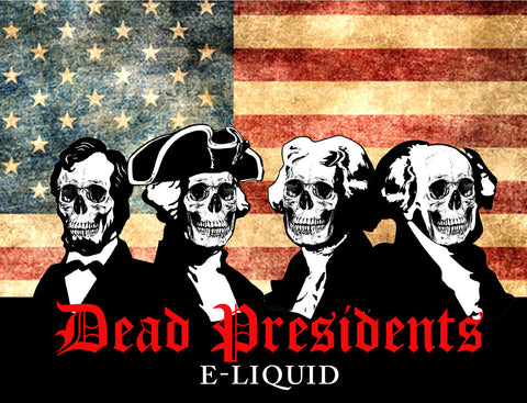 Dead Presidents Jefferson