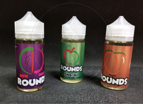 Apple Kiwi by Rounds E Liquid