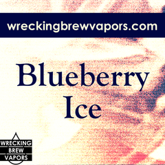 Blueberry Ice (menthol)