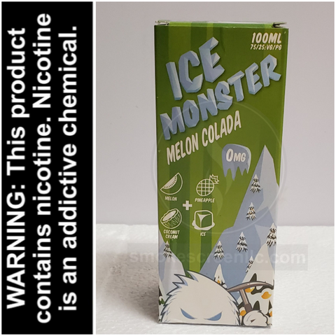 Melon Colada by Ice Monster