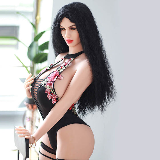 Electra: Busty Brunette Big Boobs Love Doll - Dollzzz.com