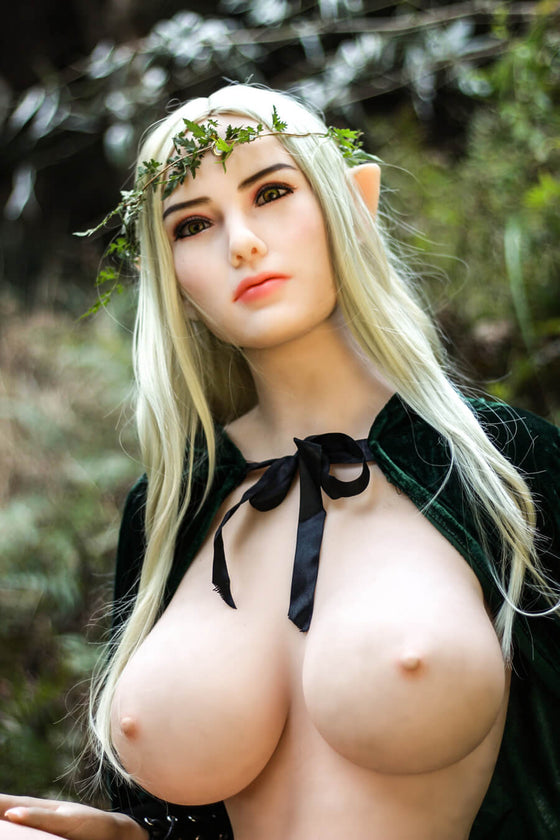 Elora: Sexy Elf Blonde Love Doll - Dollzzz.com