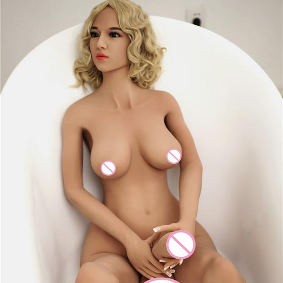 Nadya: Big Cock Shy Blonde Trans Love Doll - Dollzzz.com