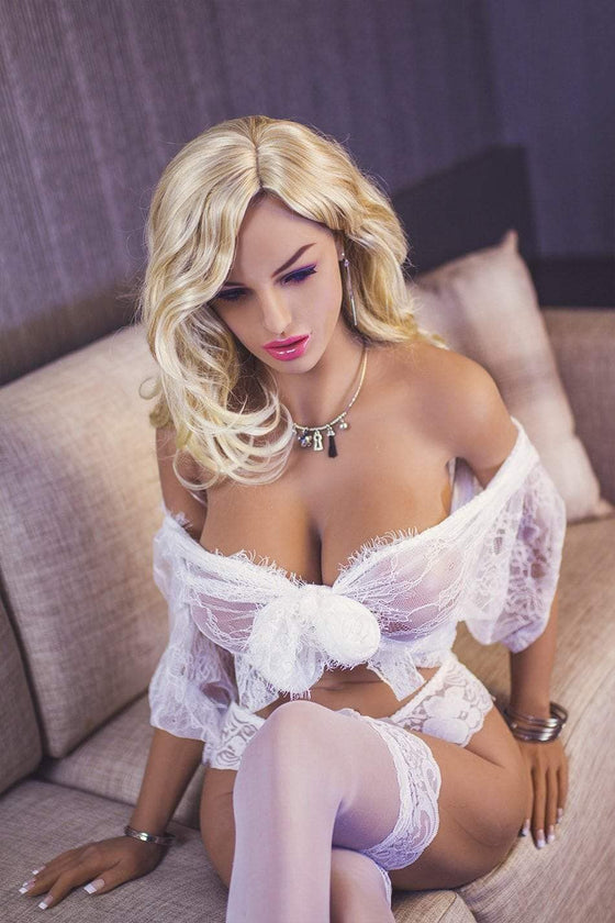 Tiffany: Goddess Blonde MILF Love Doll - Dollzzz.com