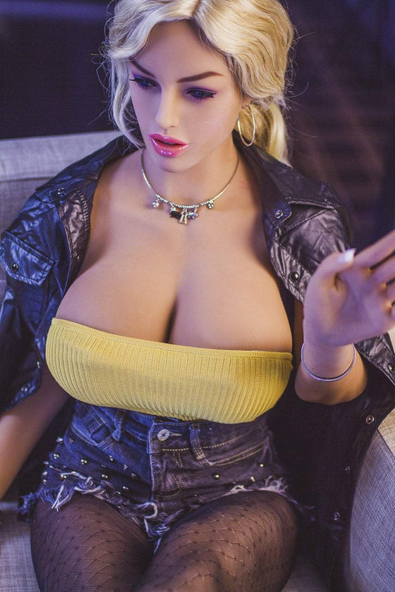 Scarlet: Busty Horny Blonde MILF Love Doll - Dollzzz.com