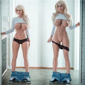 Francesca: Busty Blonde Fuck Doll - Dollzzz.com