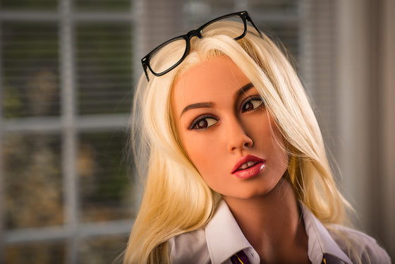 Silvia: Naughty Blonde Teacher Sex Doll - Dollzzz.com