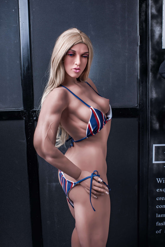 Tawny: Big Boobs Shredded Fitness MILF Love Doll - Dollzzz.com