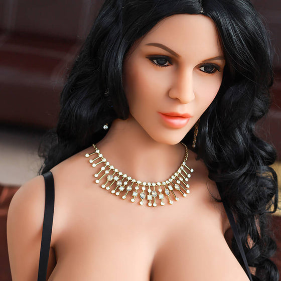 Violet: Horny Big Ass Brunette Love Doll - Dollzzz.com