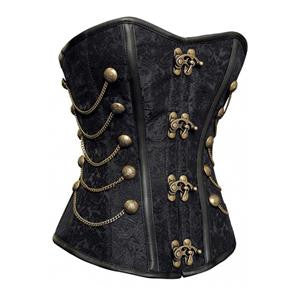 Lady Molly Steampunk Corset