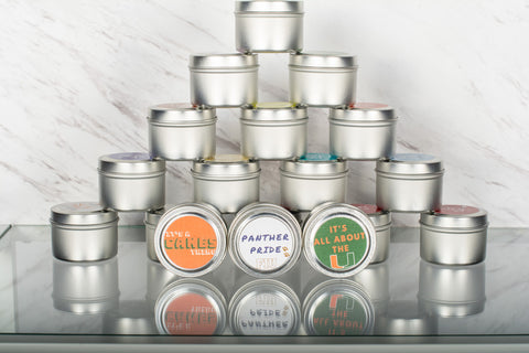 CUSTOM TRAVEL TIN SET