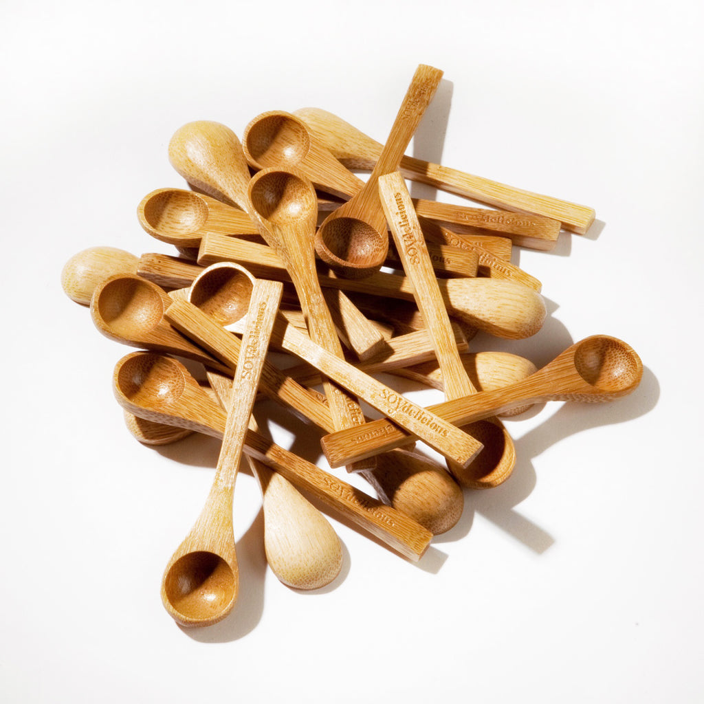 BAMBOO SPOONS