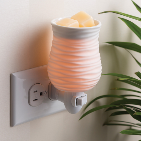 SOY BLOCK PLUG-IN WARMER