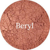 Beryl Mineral Cosmetics Blush Eye Powder