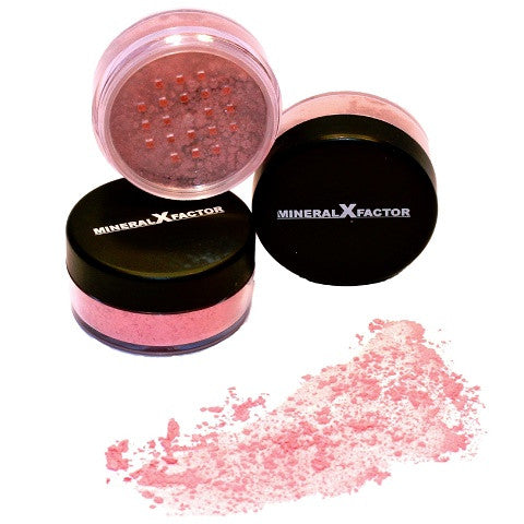 Vegan and Eco Friendly Mineral Blush with no excessive packaging Natural Ingredient makeup