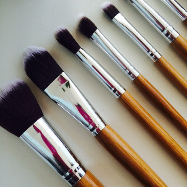 Bamboo Eco Deluxe Brush set