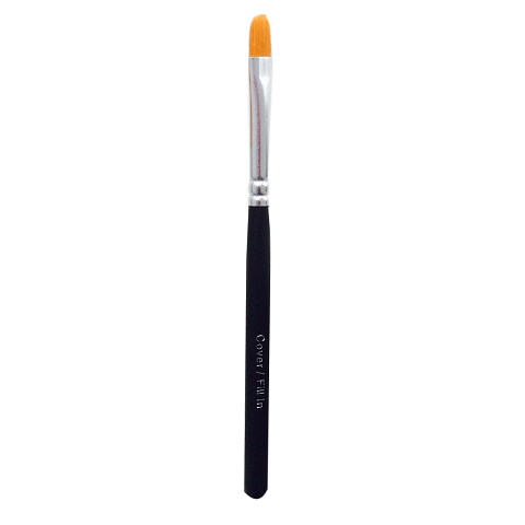 Eco Deluxe concealer/lip Fill Brush- Vegan friendly