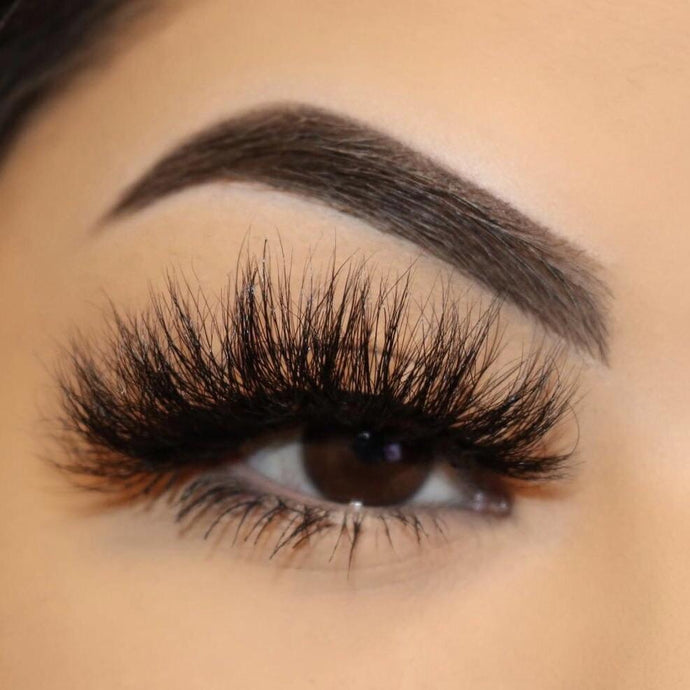 Famous Fluffy Mink Lashes