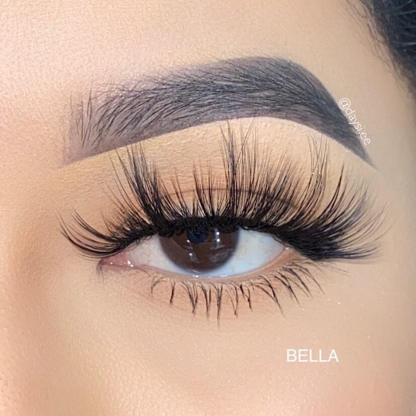 Bella Wispy Faux Mink Lashes