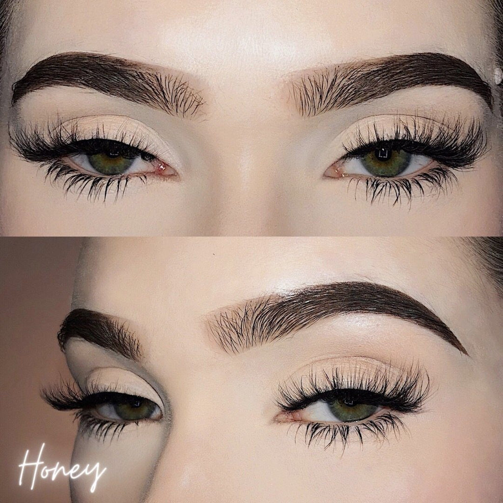 Honey (New) - CB Lash Co.