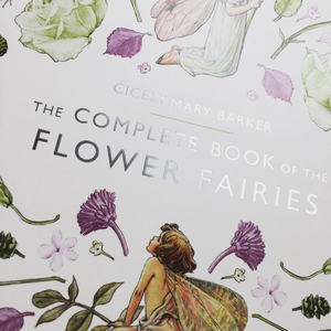 The Complete Book of the Flower Fairies - Cicely M Barker