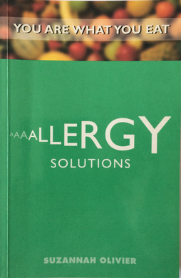 Allergy Solutions - Suzannah Olivier