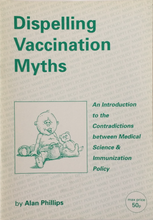Load image into Gallery viewer, Dispelling vaccination Myths (A5 Booklet)