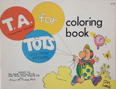 T.A. For TOTS & other prinzes - Colouring Book