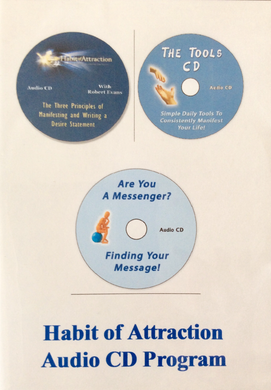 Habit of Attraction Audio 3 CD Programme