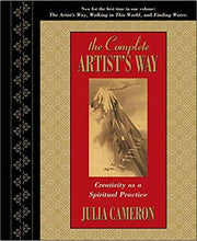 Load image into Gallery viewer, 3 Books in 1 - The Complete Artist's Way, Julia Cameron - Hardcover