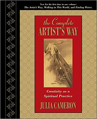 3 Books in 1 - The Complete Artist's Way, Julia Cameron - Hardcover