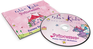 CD Relaxed Kids: Princesses - Children's Meditations