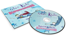 Load image into Gallery viewer, CD Relaxed Kids: SuperHeroes - Children's Meditations