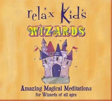 Load image into Gallery viewer, CD Relaxed Kids: Wizards - Children's Meditations