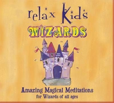 CD Relaxed Kids: Wizards - Children's Meditations