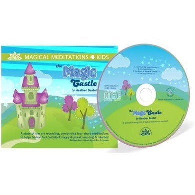 CD Magical Meditations 4 Kids: The Magic Castle