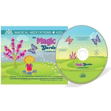 CD Magical Meditations 4 Kids: The Magic Garden