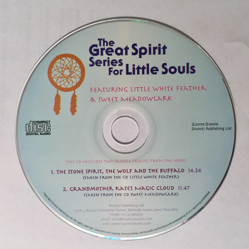 CD The Great Spirit Series for Little Souls: SAMPLER