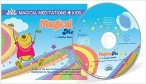 CD Magical Meditations 4 Kids: Magical Me