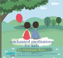 Load image into Gallery viewer, CD The Calm for Kids Series: Enchanted Meditations for Kids