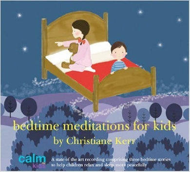 CD The Calm for Kids Series: Bedtime Meditations for Kids